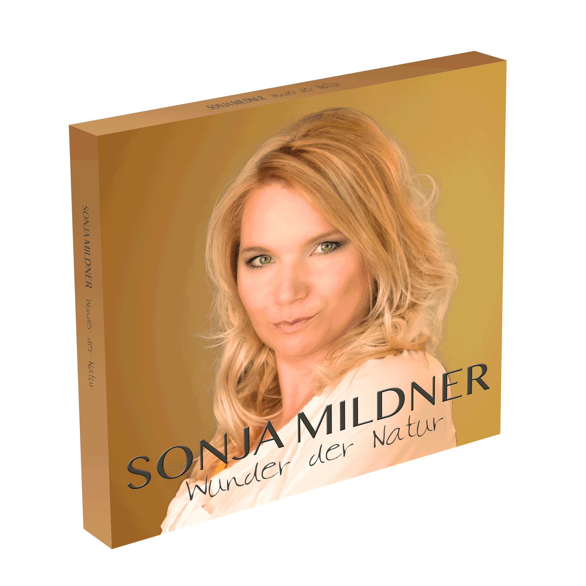 CD Cover - Sonja Mildner - Wunder der Natur